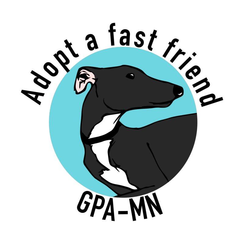 Adopt a Fast Friend - Black Kids Baby T-Shirt by GPA-MN Merchandise Shop
