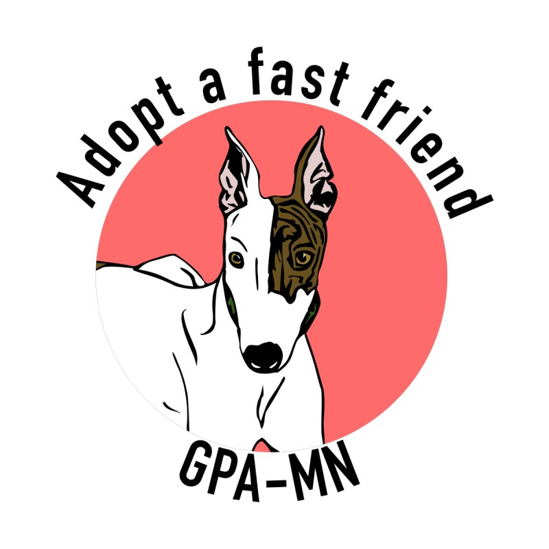 Adopt a Fast Friend - Brindle Women's T-Shirt by GPA-MN Merchandise Shop