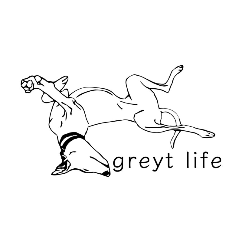 Greyt Life Men's T-Shirt by GPA-MN Merchandise Shop