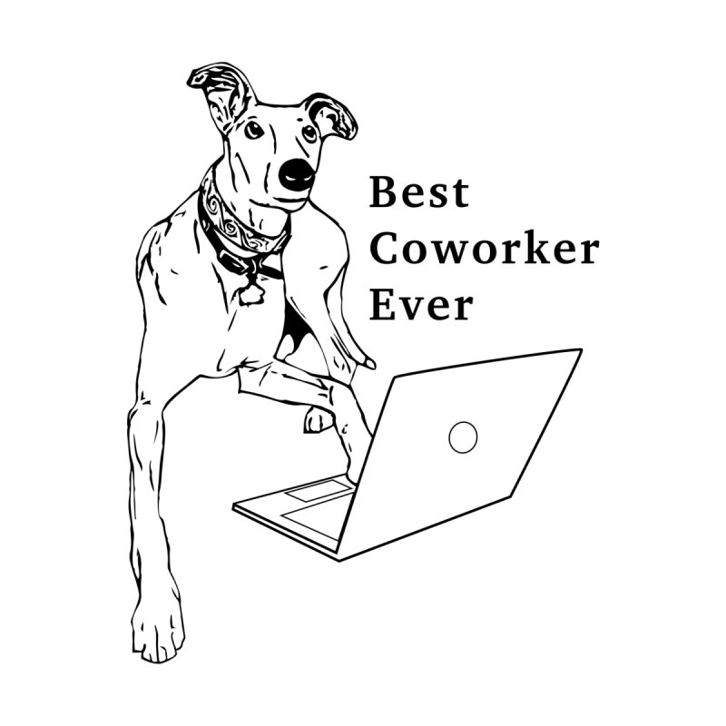 Best Coworker Ever Women's T-Shirt by GPA-MN Merchandise Shop