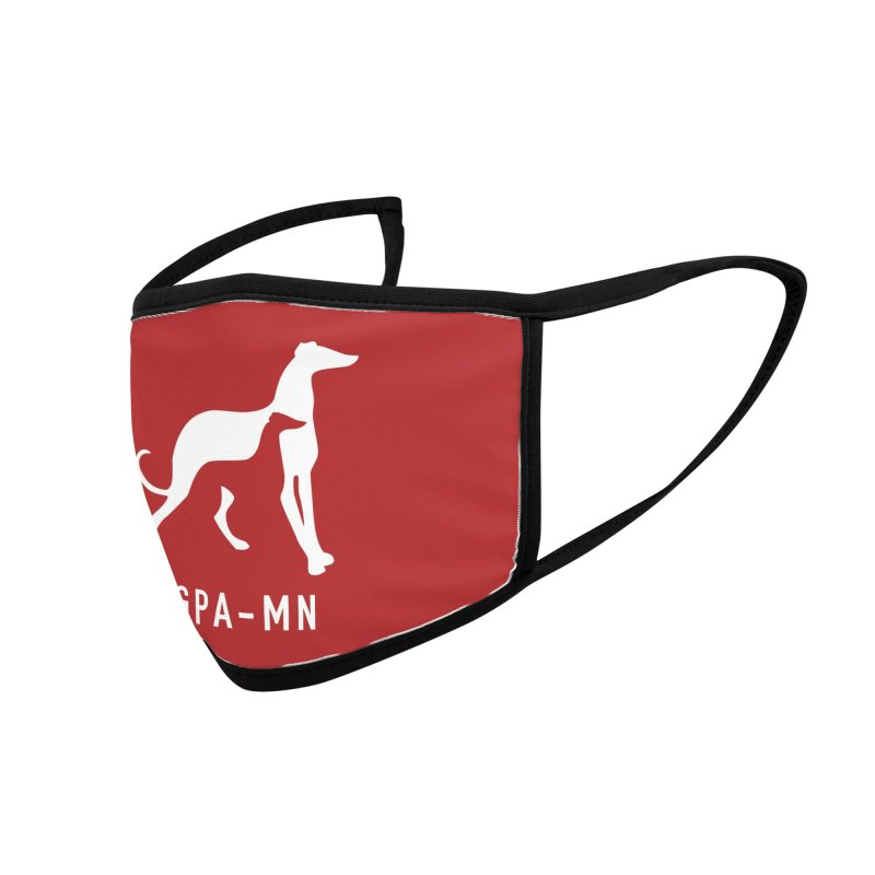 GPA-MN Accessories Face Mask by GPA-MN Merchandise Shop