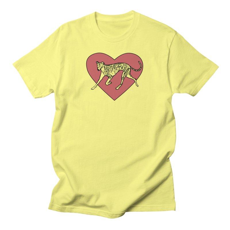 In My Heart Men's T-Shirt by GPA-MN Merchandise Shop