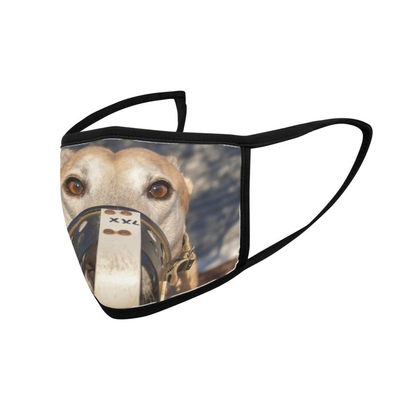 Racer Mask Accessories Face Mask by GPA-MN Merchandise Shop