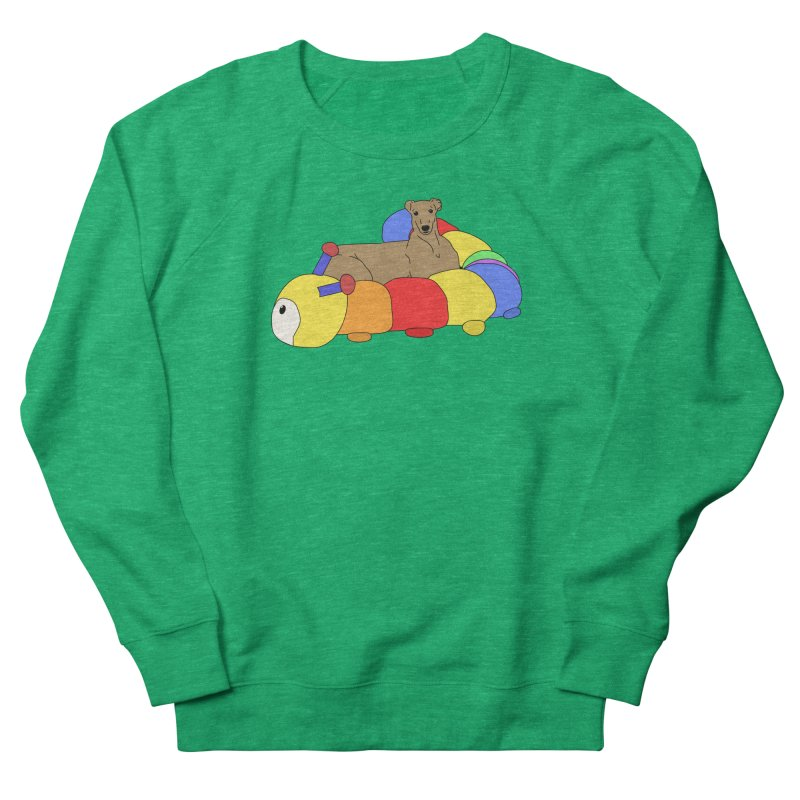 Cuddlemonster Women's Sweatshirt by GPA-MN Merchandise Shop