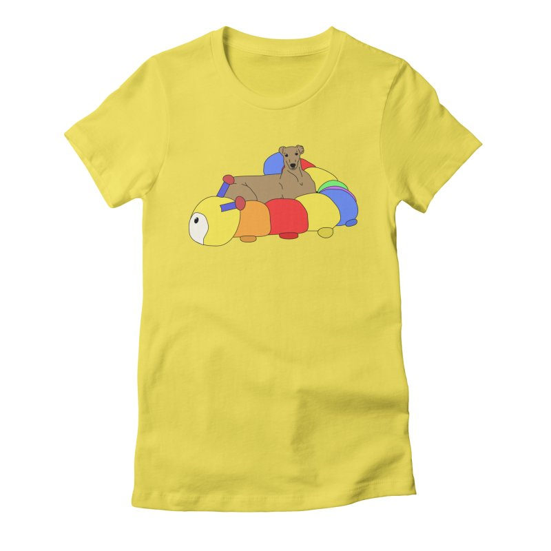Cuddlemonster Women's T-Shirt by GPA-MN Merchandise Shop