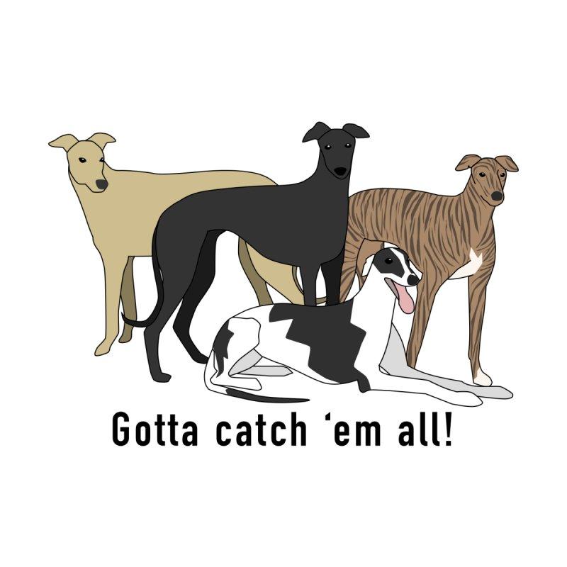 Gotta catch 'em all! Men's Sweatshirt by GPA-MN Merchandise Shop