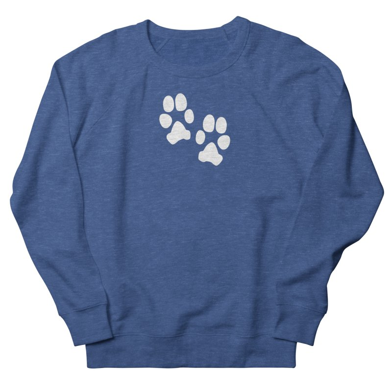 Pawprints Men's Sweatshirt by GPA-MN Merchandise Shop