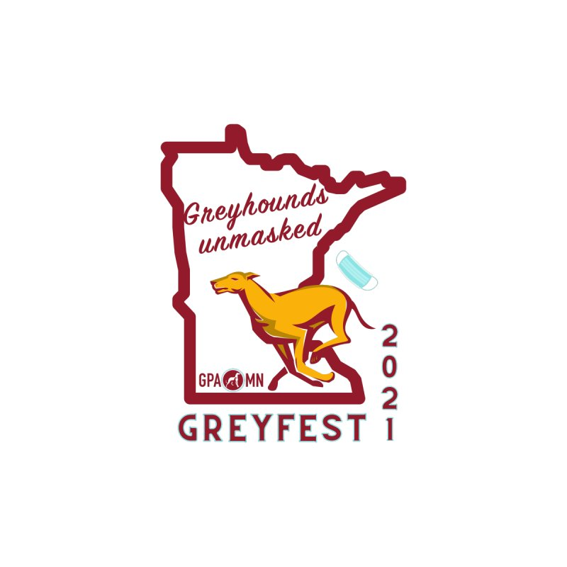Greyfest 2021 - Greyhounds Unmasked Kids Baby Bodysuit by GPA-MN Merchandise Shop