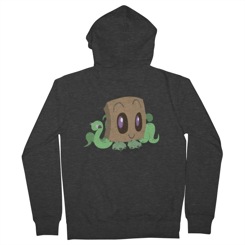 Adorable? Men's French Terry Zip-Up Hoody by gpedde's Artist Shop