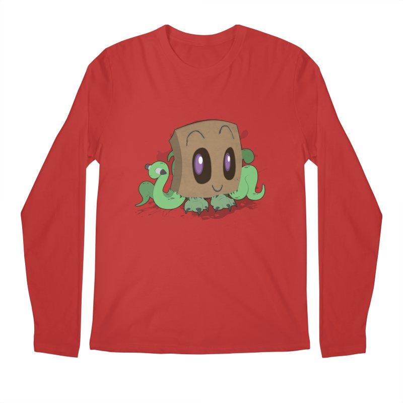 Adorable? Men's Regular Longsleeve T-Shirt by gpedde's Artist Shop