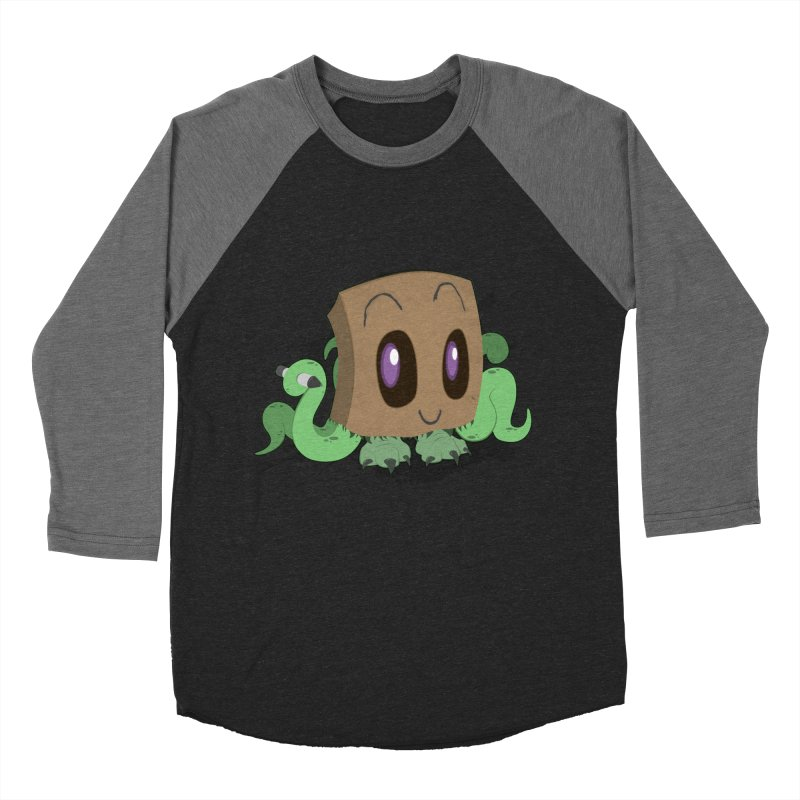 Adorable? Men's Baseball Triblend T-Shirt by gpedde's Artist Shop