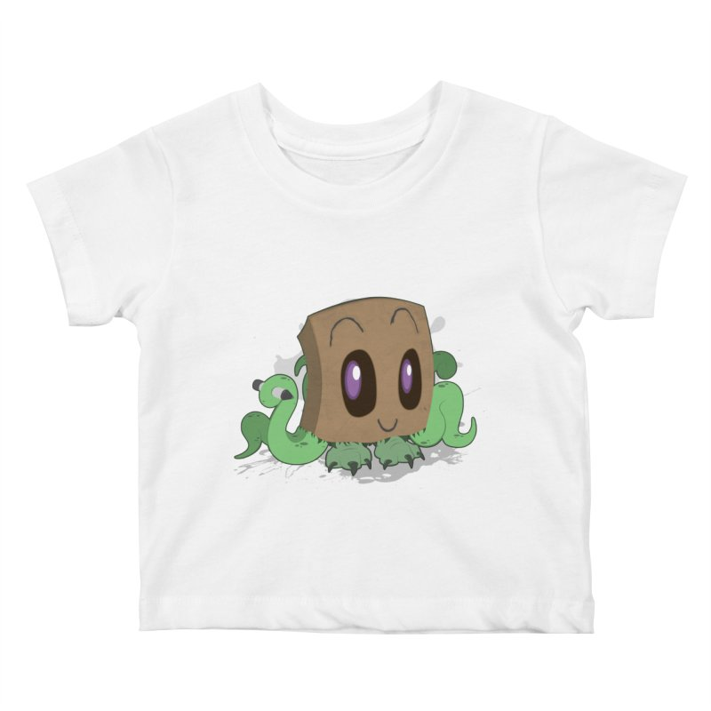 Adorable? Kids Baby T-Shirt by gpedde's Artist Shop