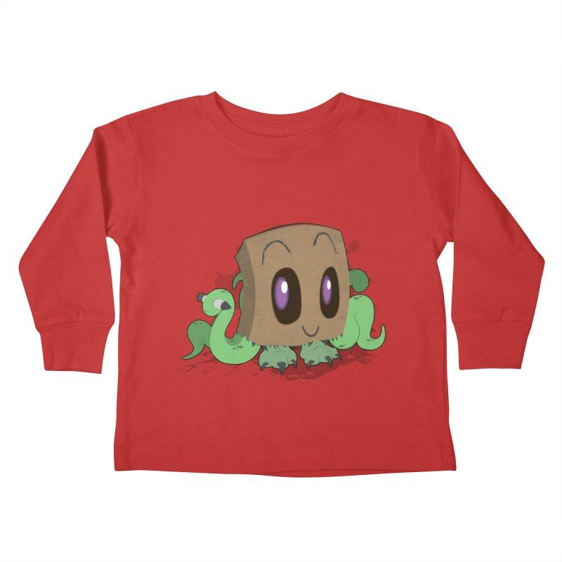 Adorable? Kids Toddler Longsleeve T-Shirt by gpedde's Artist Shop