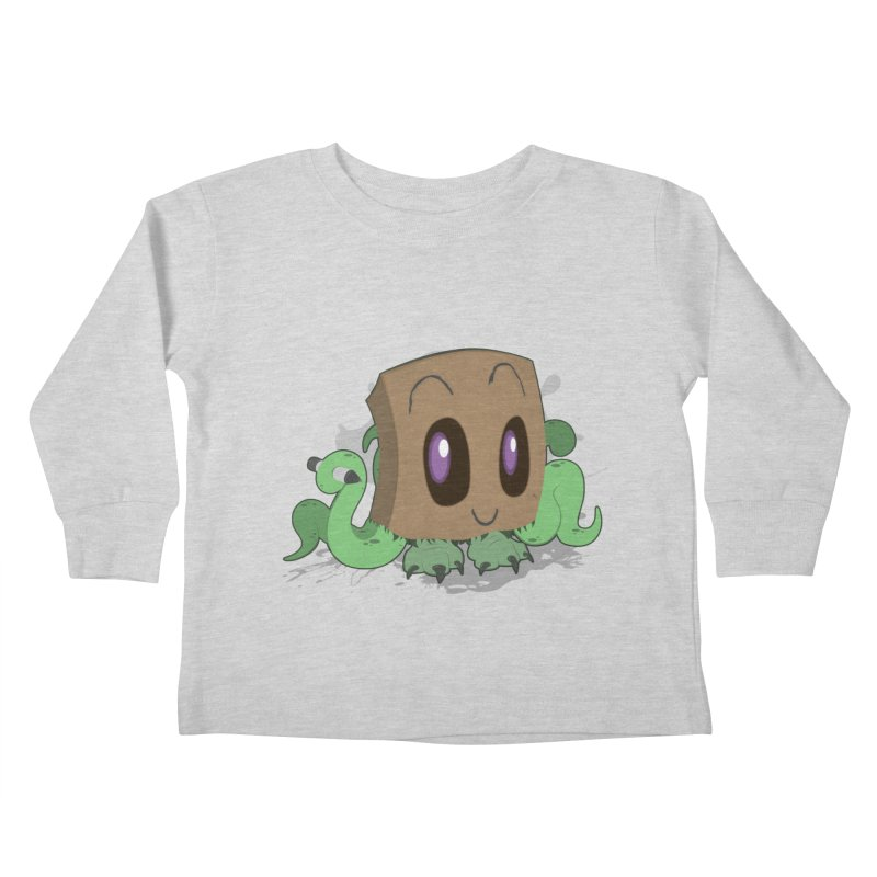 Adorable? Kids Toddler Longsleeve T-Shirt by gpedde's Artist Shop