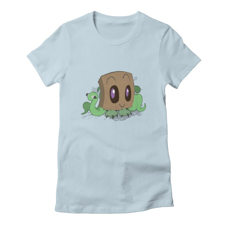 Adorable? Women's Fitted T-Shirt by gpedde's Artist Shop