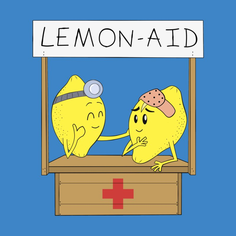 Lemon - Aid None  by gpedde's Artist Shop