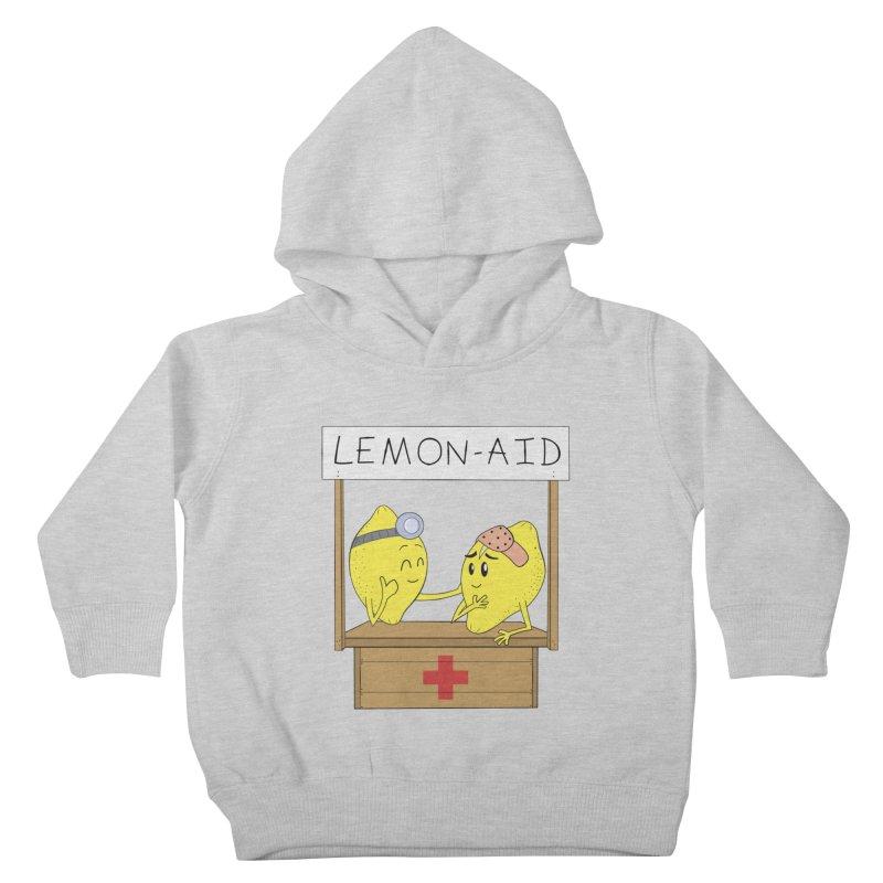 Lemon - Aid Kids Toddler Pullover Hoody by gpedde's Artist Shop