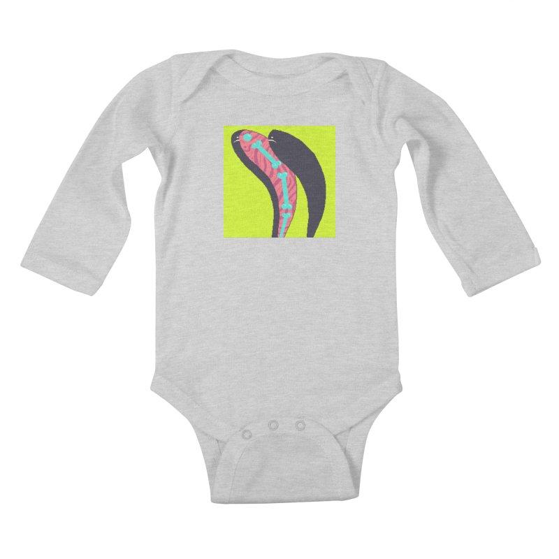 gutz Kids Baby Longsleeve Bodysuit by CoolStore