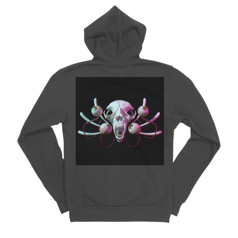 Bones X Women's Zip-Up Hoody by CoolStore