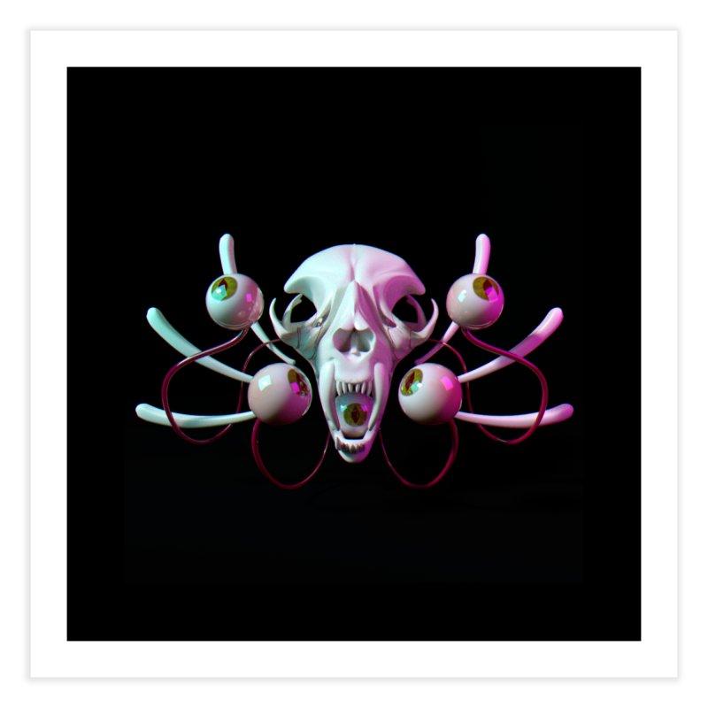 Bones X Home Fine Art Print by CoolStore