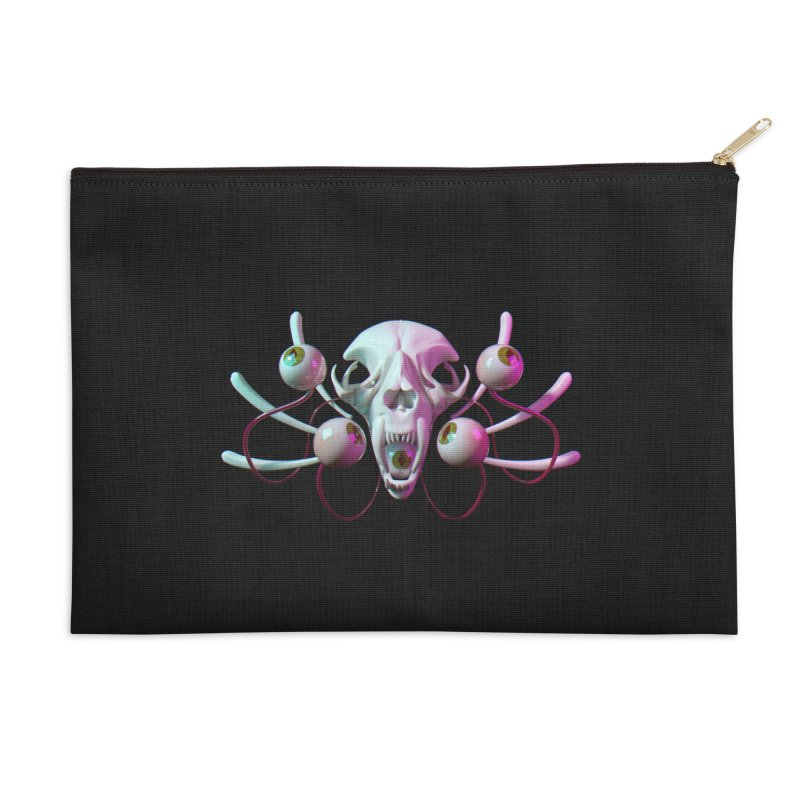 Bones X Accessories Zip Pouch by CoolStore