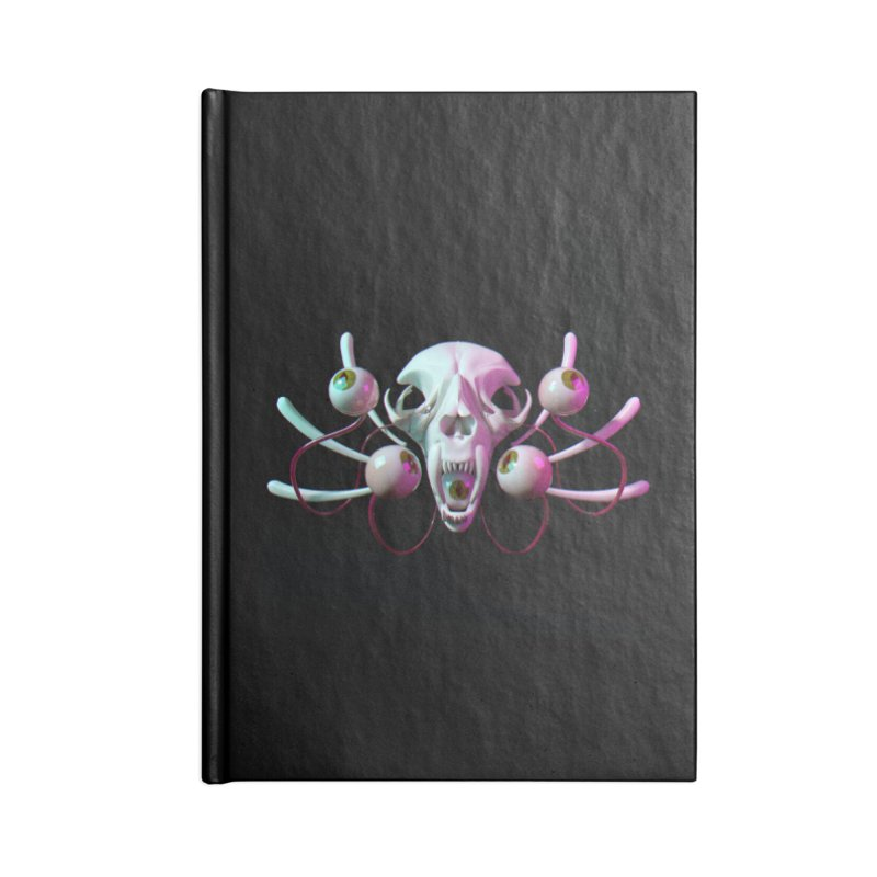 Bones X Accessories Notebook by CoolStore
