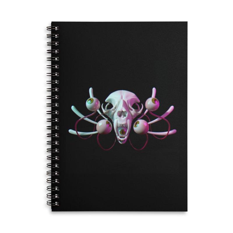 Bones X Accessories Notebook by CoolStore