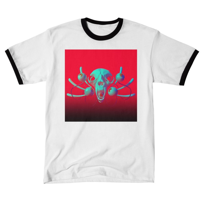 Bones Y Men's T-Shirt by CoolStore