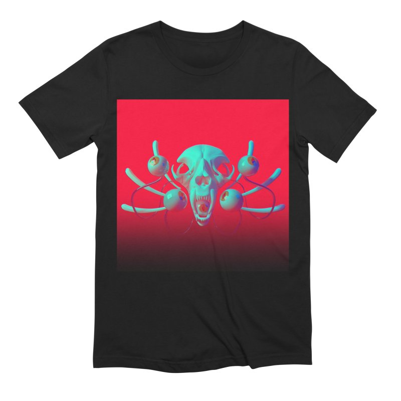 Bones Y Men's T-Shirt by CoolStore