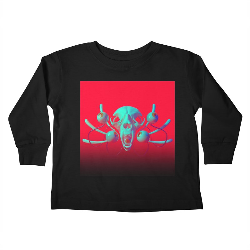 Bones Y Kids Toddler Longsleeve T-Shirt by CoolStore