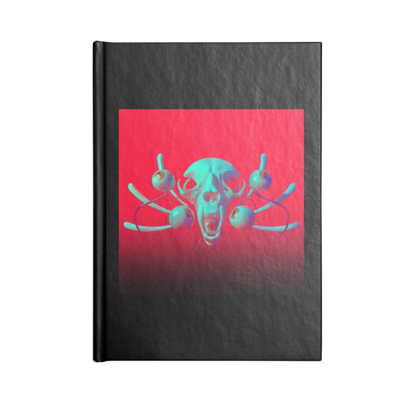 Bones Y Accessories Notebook by CoolStore