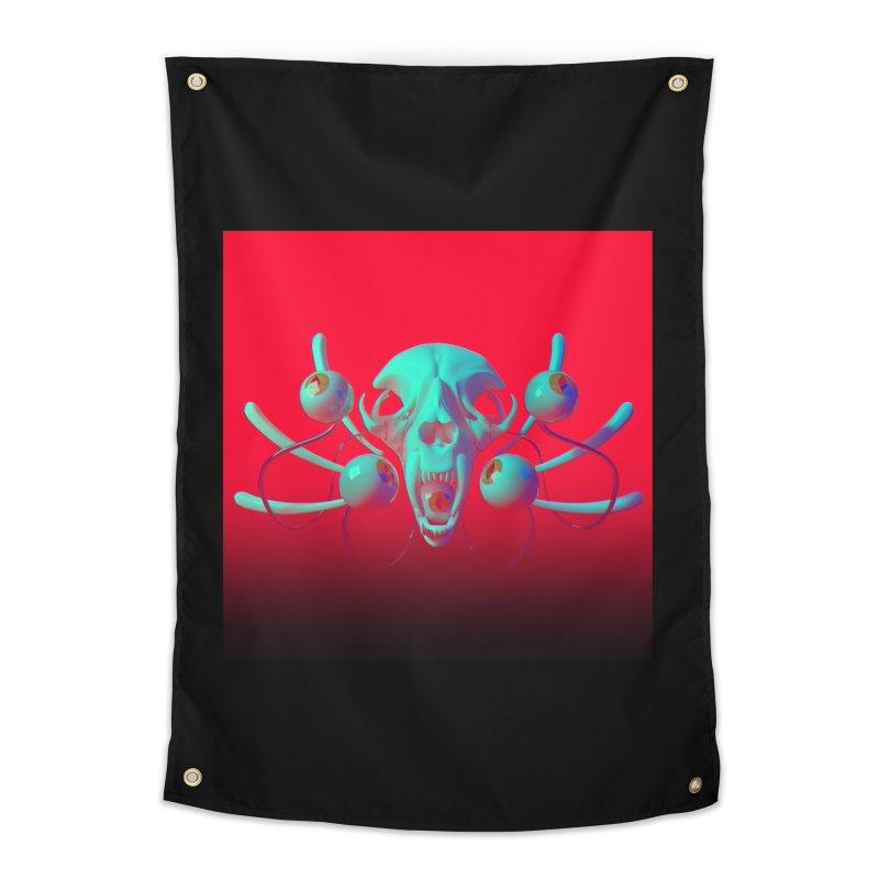 Bones Y Home Tapestry by CoolStore