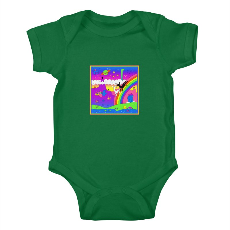 sweet party Kids Baby Bodysuit by CoolStore