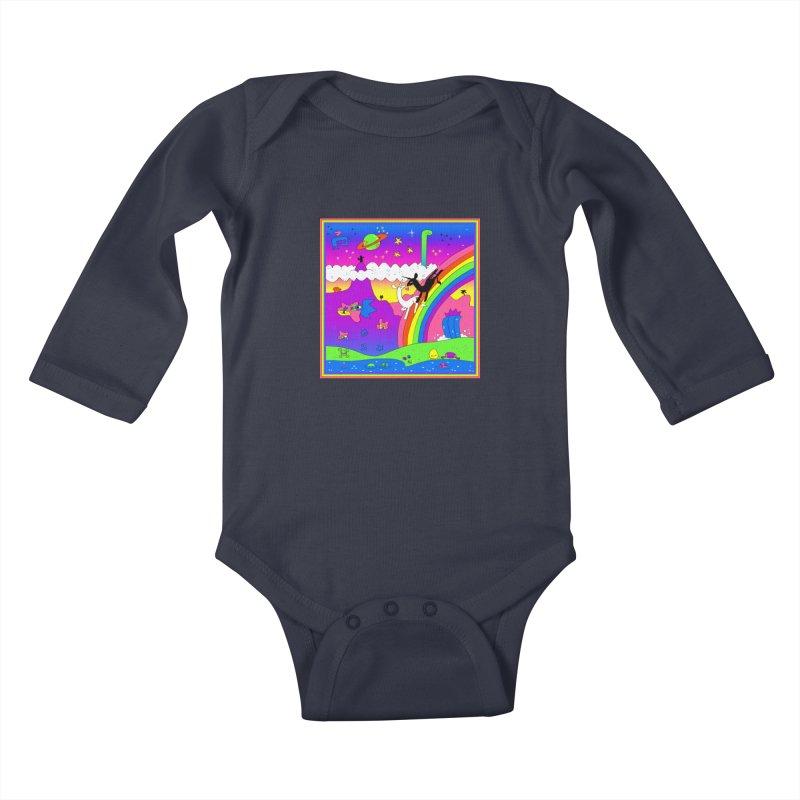 sweet party Kids Baby Longsleeve Bodysuit by CoolStore