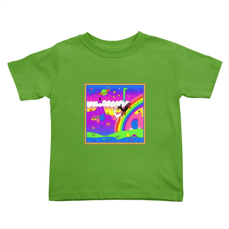 sweet party Kids Toddler T-Shirt by CoolStore