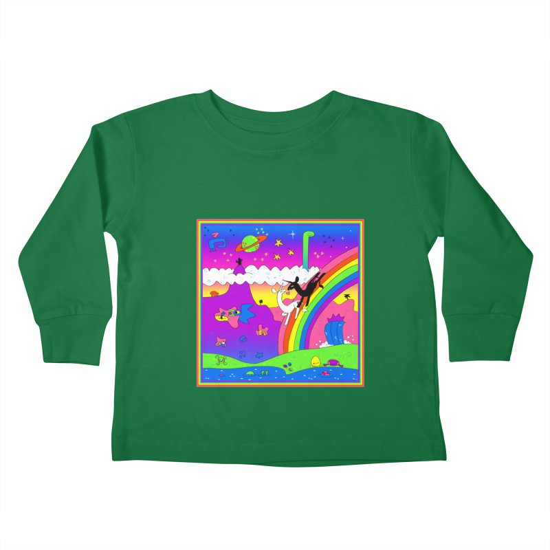 sweet party Kids Toddler Longsleeve T-Shirt by CoolStore