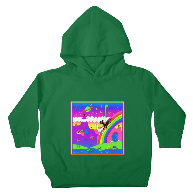 sweet party Kids Toddler Pullover Hoody by CoolStore