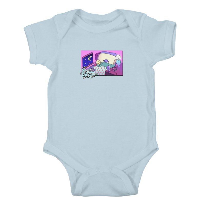 sweet dreams, cowboy Kids Baby Bodysuit by CoolStore