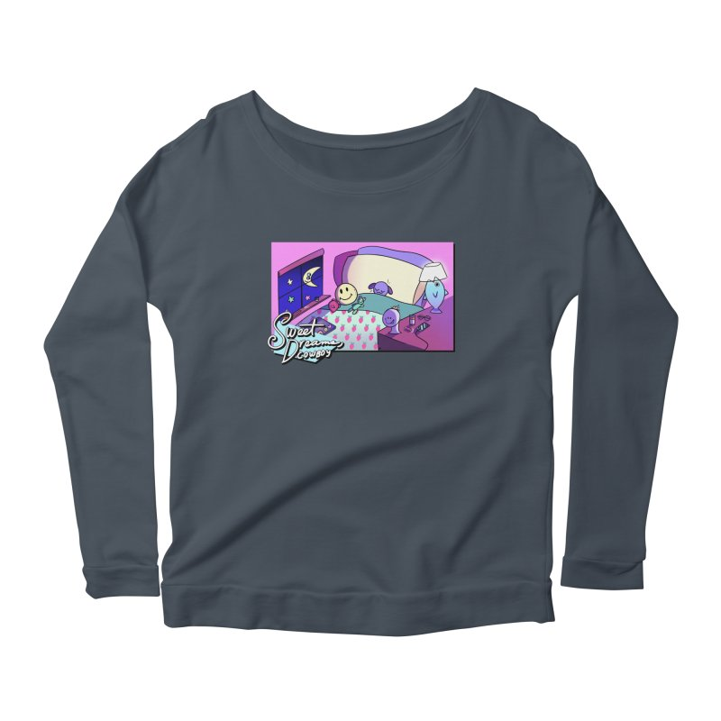 sweet dreams, cowboy Women's Longsleeve T-Shirt by CoolStore