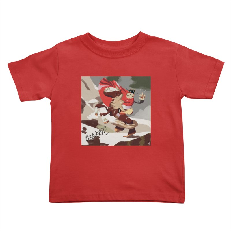 napoleo Kids Toddler T-Shirt by CoolStore