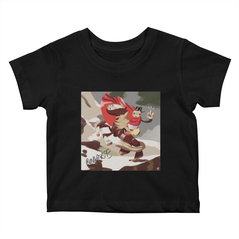 napoleo Kids Baby T-Shirt by CoolStore
