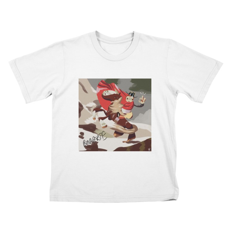 napoleo Kids T-Shirt by CoolStore