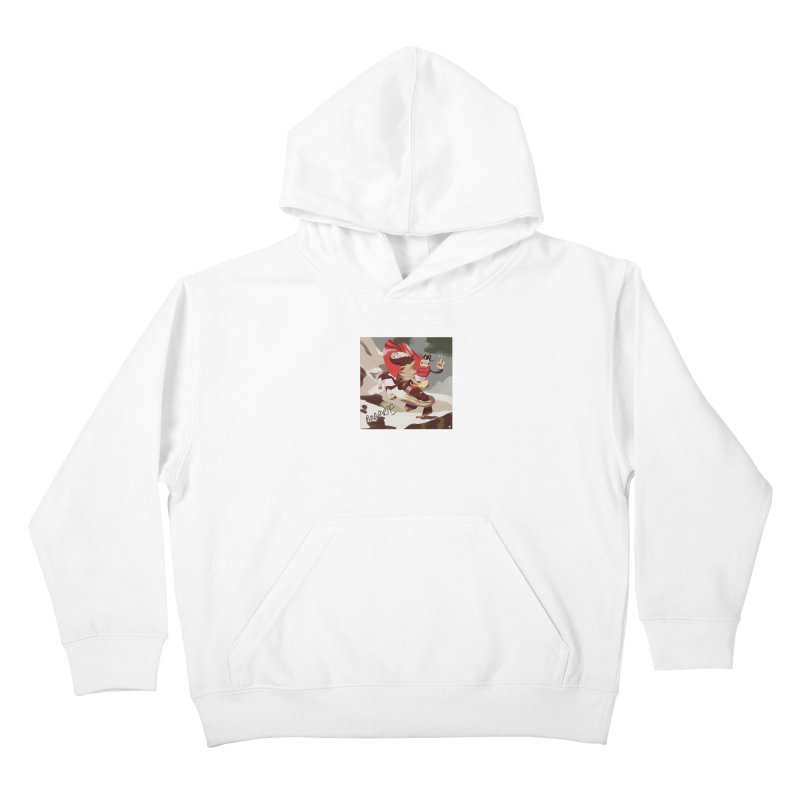 napoleo Kids Pullover Hoody by CoolStore