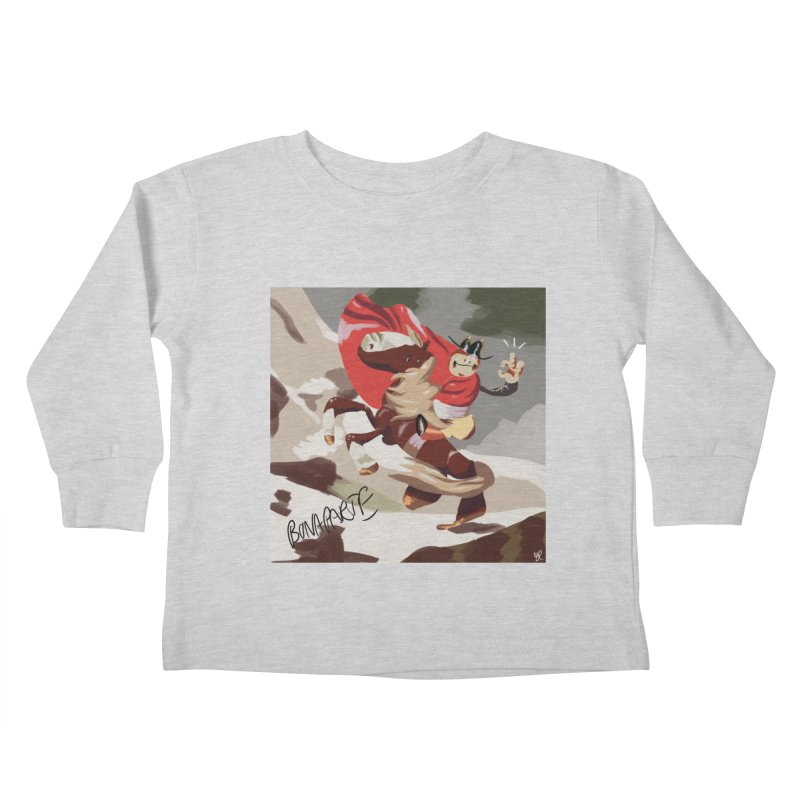 napoleo Kids Toddler Longsleeve T-Shirt by CoolStore