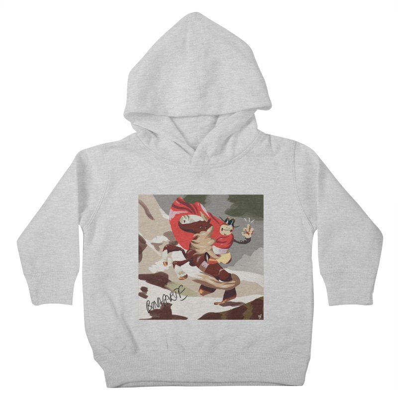 napoleo Kids Toddler Pullover Hoody by CoolStore