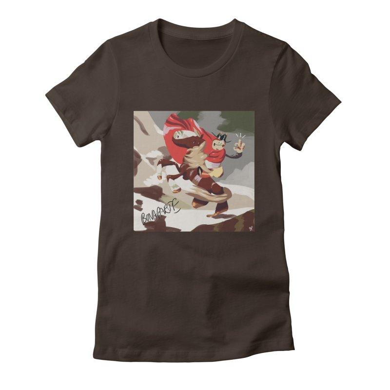 napoleo Women's T-Shirt by CoolStore