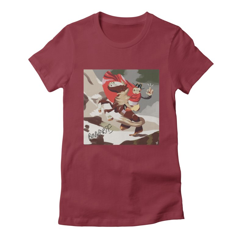 napoleo Women's T-Shirt by CoolStore