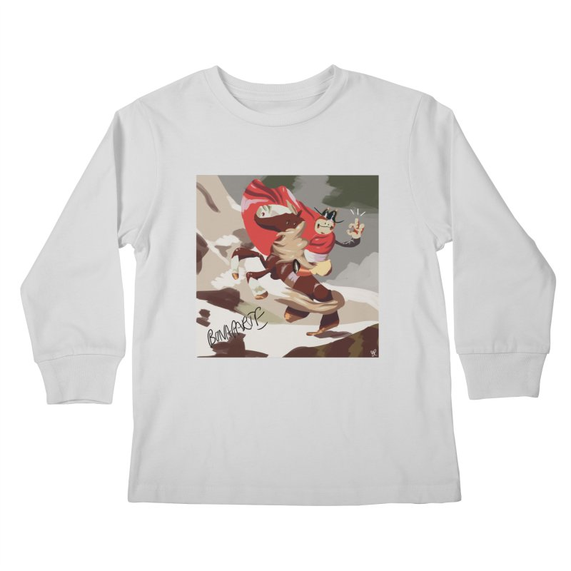 napoleo Kids Longsleeve T-Shirt by CoolStore