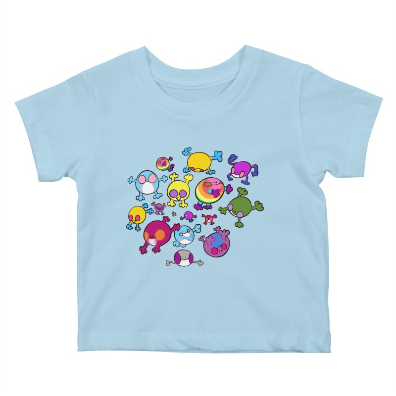 chemicals in the water Kids Baby T-Shirt by CoolStore