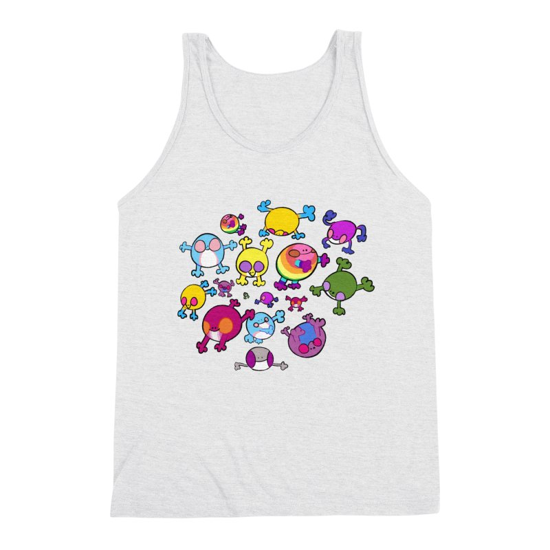 chemicals in the water Men's Tank by CoolStore